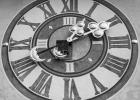Uhrturm-Uhr