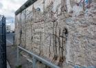 alte Teile der Berliner Mauer