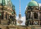 Fernsehturm und Berliner Dom
