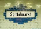 U-Bahn Station Spittelmarkt