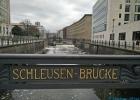 Schleusenbrücke im Spreekanal