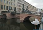 Brücke im Spreekanal