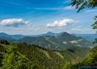 Blick ins Bergland