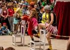 Gauklerfest Frohnleiten - Stuhlartisten
