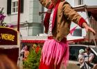 Gauklerfest Frohnleiten . fesch is a in seinem Tütü
