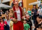Gauklerfest Frohnleiten - volle Konzentration
