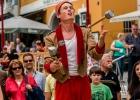 Gauklerfest Frohnleiten - scheint was zu blenden, oder so konzentriert?