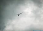 Segelflieger, zog knapp über dem Gr. Hengst ein paar Runden