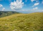 das Gipfelkreuz des Fuchskogel ist bereits im Blick
