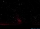 Sternenhimmel um 23:25. Leider ging die Belichtungszeit nur bis 15 Sek.