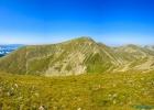 Panorama vom Seckauer Zinken, dem nächsten Gipfel auf der Tour