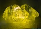 Eisskulptur im Eispalast