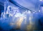 Eiskristalle im Eispalast