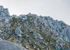 Gipfelkreuz der Vordernberger Griesmauer