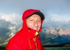 Selfie beim Polster Schutzhaus (1.802)