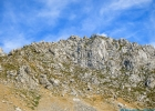 Blick auf den Gipfel der Vordernberger Griesmauer (2.015)