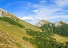 die beiden Gipfel von heute m Panorama