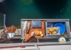 Bootsausflug - Essensvorbereitung
