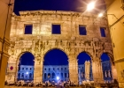 Colloseum in der Nacht