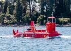 Ausflug mit dem U-Boot