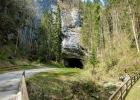 Eingang Lurgrotte Semriacher Seite