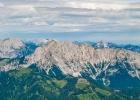 Hochblaser und die anderen Gipfel