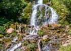 Wasserfall unterhalb der Krumpenalm