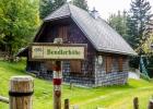 AV Hütte auf der Bendlerhöhe