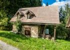 alte Hütte am Rückweg