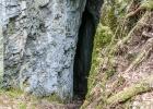 Höhlen-Eingang