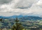 Panorama von der Burgstaller Höhe