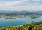 Panorama mit Schlangeninsel