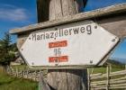 auf diesem Weg geht es heute nach Mitterdorf im Mürztal