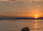Sonnenuntergang Cres