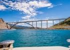 Brücke vom Festland nach Krk