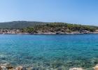 Panorama von der Küste bei Veli Losinj