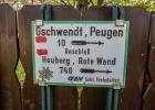 Über Gschwendt Richtng Rote Wand nach Mixnitz