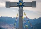 Gipfelkreuz Hochblaser