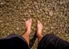 Erholung für die Füße
