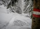 Ende Februar - noch mehr Schnee am Schöckl