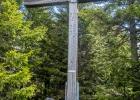 Gipfelkreuz am Teufelstein