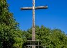 Gipfelkreuz am Haneggkogel (1.089)