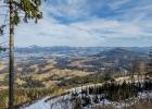 Blick Richtung Burgstaller Höhe