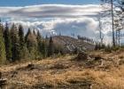 Blick auf den kargen Zwölferkogel
