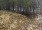 letzter Anstieg zum Gipfelkreuz des Hohen Zetz