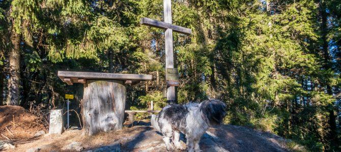 Grünbründlkapelle – Rabenwaldkogelrunde