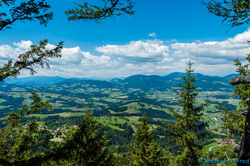 Kesselfallklamm & Burgstaller Höhe